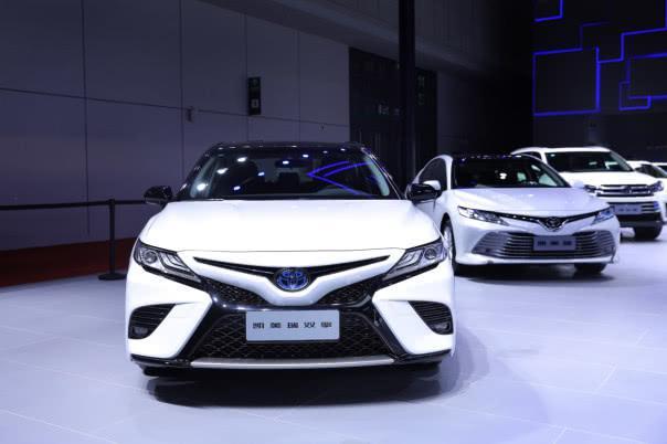 全新换代雷凌站C位,广汽丰田全系车型现身2019上海车展