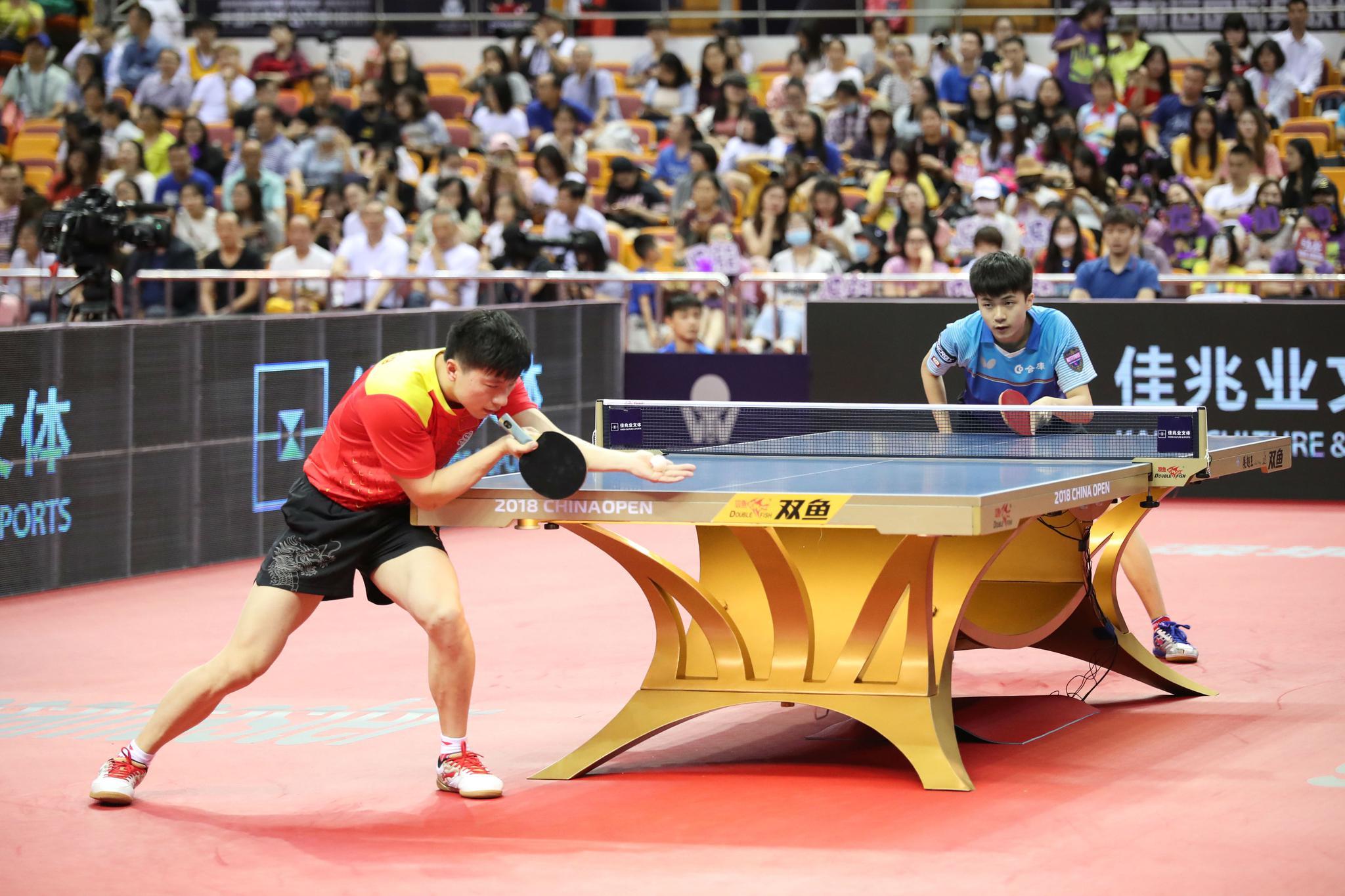 菁英航运国际乒联世界巡回赛2019年中国乒乓球公开赛火热开票,乒坛常青树将现身开幕式