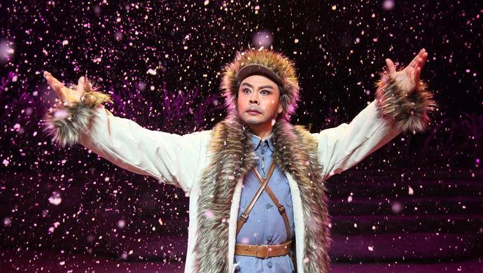 吉林省戏曲剧院京剧团京剧《杨靖宇》在沪庆祝百场演出