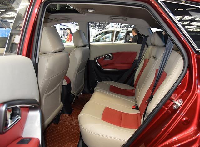 一款以王者荣耀段位命名的国产车,7.68万起,品牌不起眼但口碑好