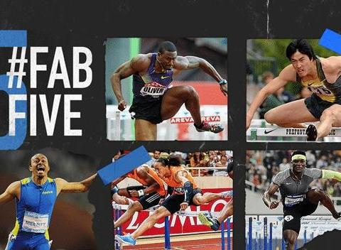 男子110米栏经典回顾:刘翔12秒87上榜,每一个都难以复制