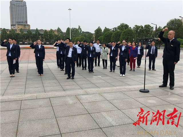 """[长沙] 湖南雷锋纪念馆:过""""政治生日"""",传雷锋精神"""