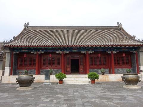 """北京一处以""""公主""""命名的王府,曾迁建过,不要门票,就在密云区"""