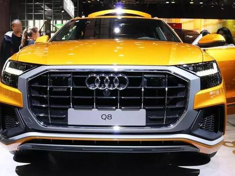 奥迪第一款轿跑SUV来了,售价90万起