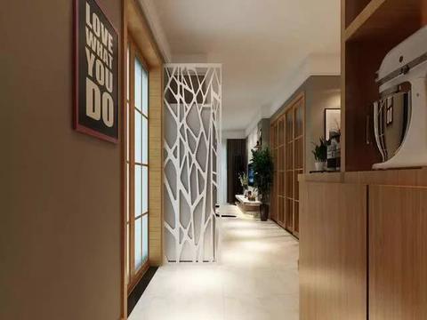时尚现代3房2厅装修之家,画风感真的很强,相信你也会喜欢的!