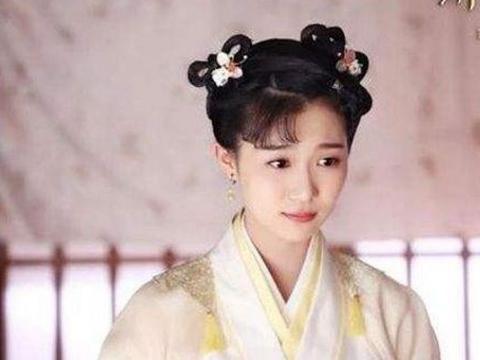 同样是演丫鬟,李若彤、赵丽颖、林心如、杨幂都不及她抢眼!