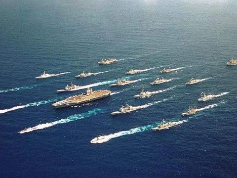 美航母还没有行动, 美联社就爆出猛料, 难怪美军不敢轻易惹伊朗