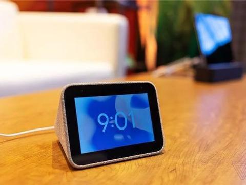 联想智能闹钟将于6月2日发布支持谷歌助手 起售价79美元