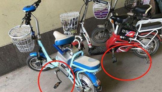 新国标电动车必须要装置脚踏,车主:脚踏只是安排