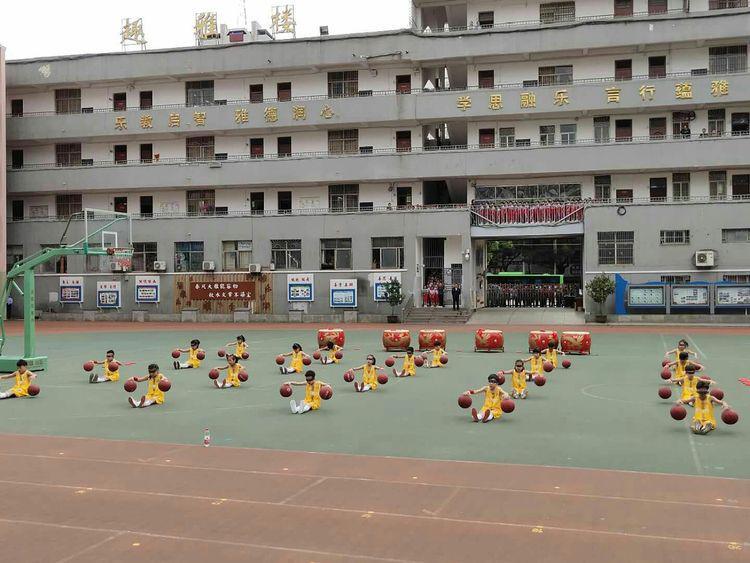 阳新县第二实验大课小学间活动展演小学生留言条格式图片