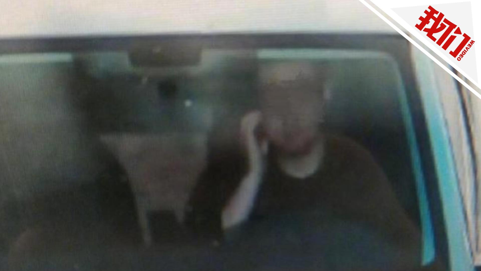 济南一司机驾车摸脸被抓拍成打电话 交警:系人工抓拍