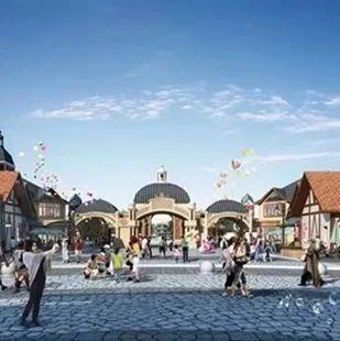 投资30亿,对标迪士尼,即将开放的青岛安徒生童话乐园你们期待吗?