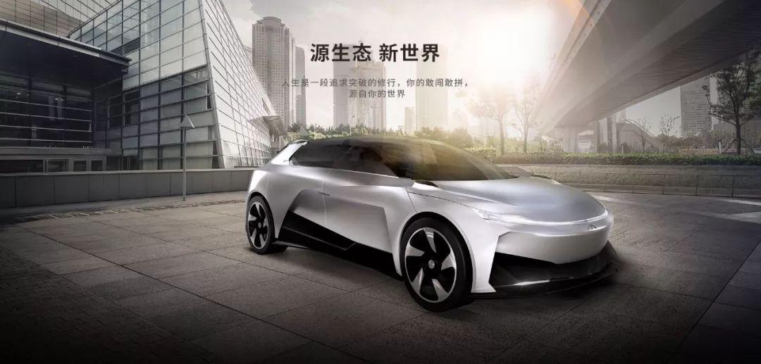 中国这些汽车新品牌,认识5个就算你赢!