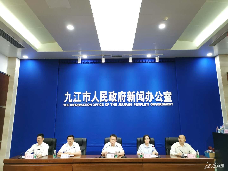 九江实施五大行动促进商贸;消费升级