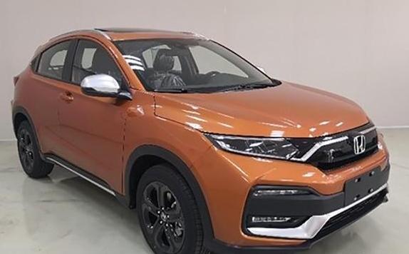 全新2019款本田XR-V实车现身!车身加长58mm 换装思域同款1.5T!