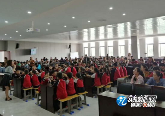永修县开展中小学心理健康教师全员培训