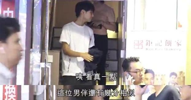 """邱淑贞19岁女儿恋爱了?携小鲜肉逛街,男孩长相酷似翻版""""王源"""""""