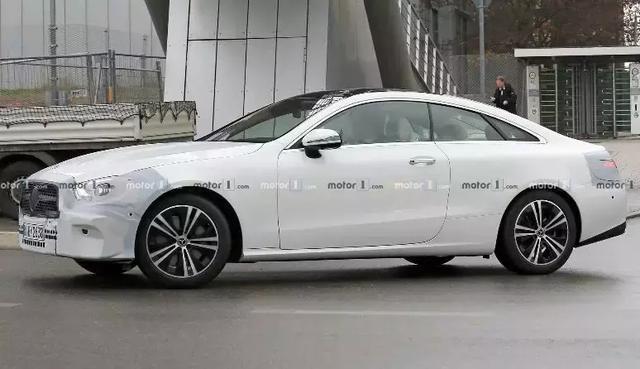 采用全新设计,符合国六标准!2020款奔驰全新E级轿跑正式曝光