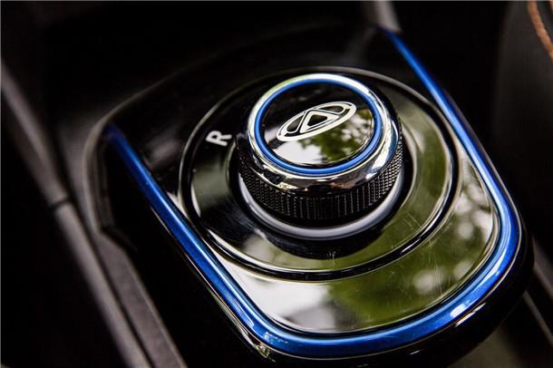 奇瑞新能源带你体验快慢人生--试驾瑞虎3xe480