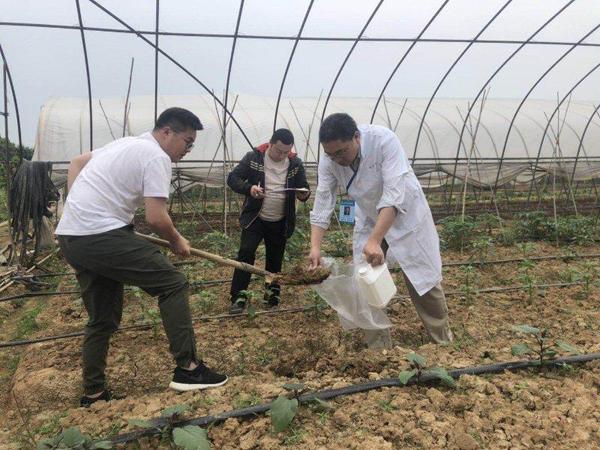 武汉市实施最严格检验检测保障军运会农产品质量安全