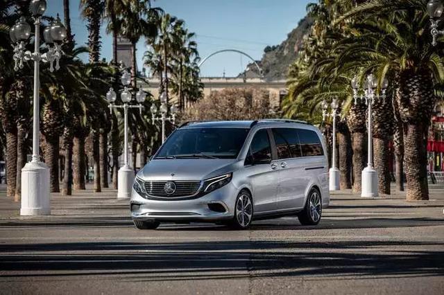 奔驰EQV纯电MPV或于9月发布 有望2022年上市