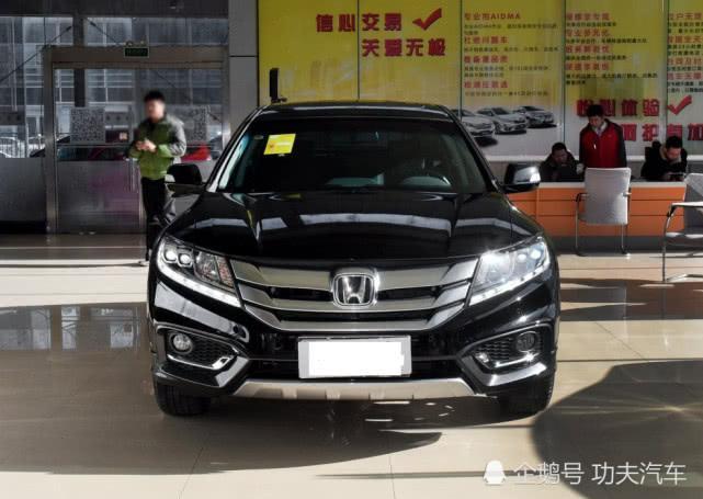 本田也有卖不动的车?这车连续几个月销量挂零,跟停产没两样