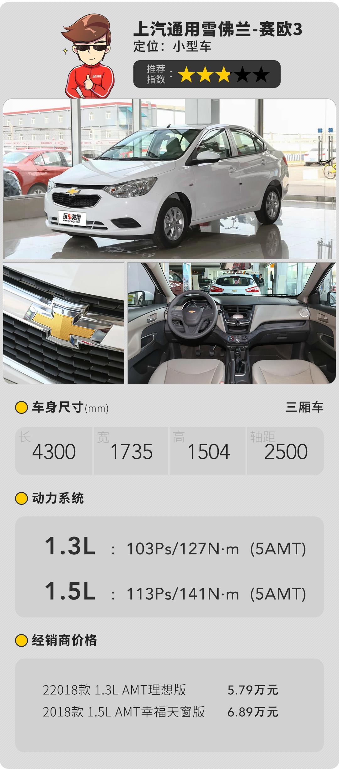 最低5.69万起!市面上最便宜自动挡合资轿车就这些