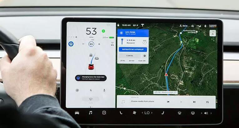 美权威报告:特斯拉自动驾驶需大量人为干预 变道能力远不及人类
