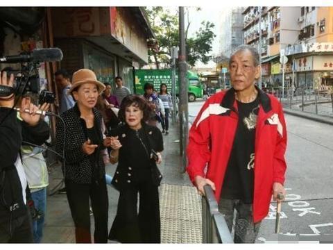 74岁祥嫂洪金梅传肺部出状况,曾与子女争4亿财产现获子女探望