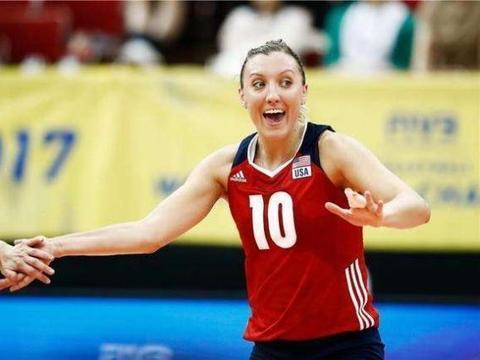 有德国美女接应跟美国超级主攻加盟 上海女排能拿到冠军吗