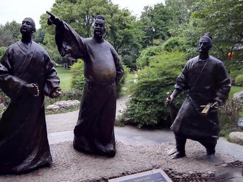 在西安不去大慈恩寺,更值得来大慈恩寺遗址公园,免费还有大佛像
