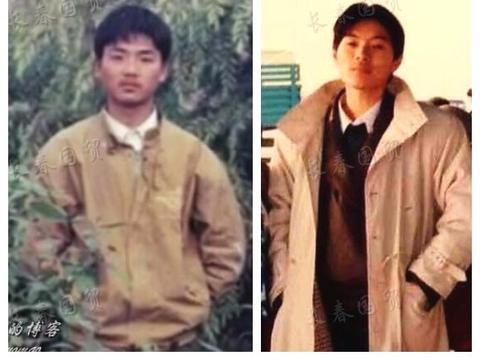 太神奇了!年轻时刘强东和高晓松竟然撞脸?!