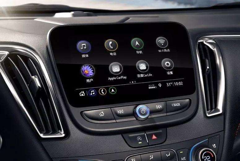 「这套系统很好玩儿」全面体验全新迈锐宝XL的智联科技