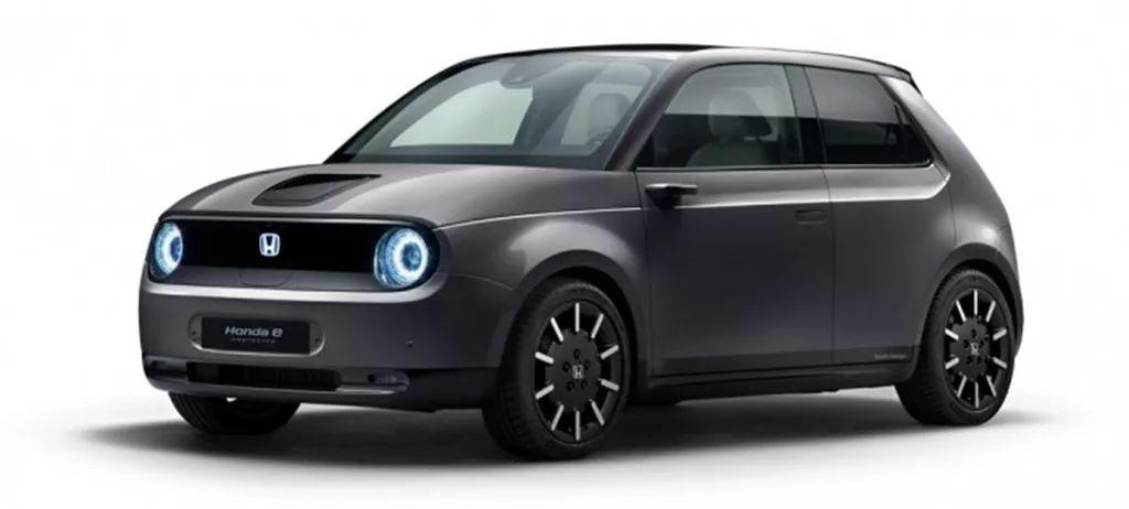 """""""萌主""""来了?本田e在欧洲开启预订,官方称年底提车"""
