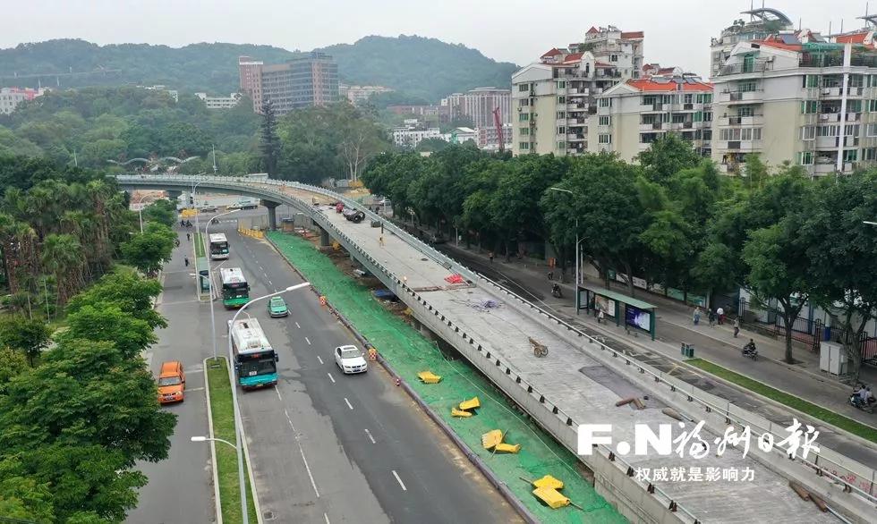 主城区路网大提速!西向出城时间下月缩短!台江年内新增4条道路…