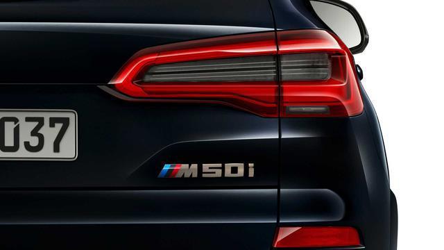 配530马力4.4V8发动机,全新宝马X5 M50i和X7 M50i正式发布