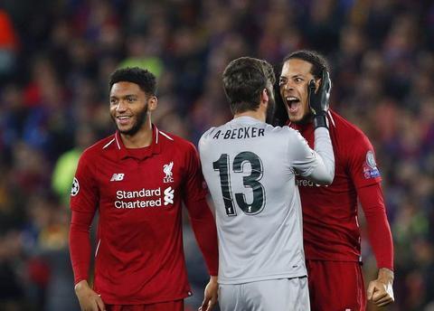 利物浦若赢欧冠,梅西或与第6座金球失之交臂,范迪克将上演逆袭
