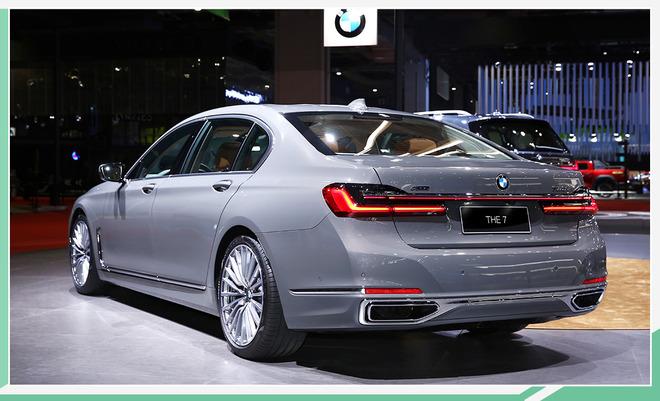 大型豪车的中流砥柱 新款BMW 7系将于今日上市