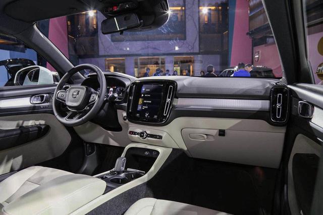 留足了降价空间 国产沃尔沃XC40售价26.48-38.58万