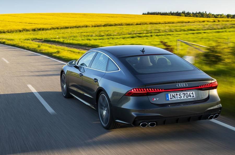奥迪A7变轿跑比A6L能装,48V加速比奔驰CLS级快
