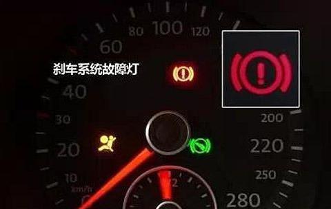 """汽车仪表警示灯亮起需停车,""""救命灯""""紧急时刻救你一命"""