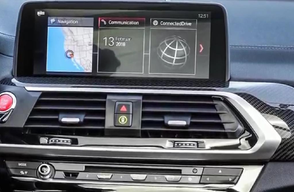 M套件略有些夸张,2020款宝马X3M谍照曝光!预计日内瓦车展首发