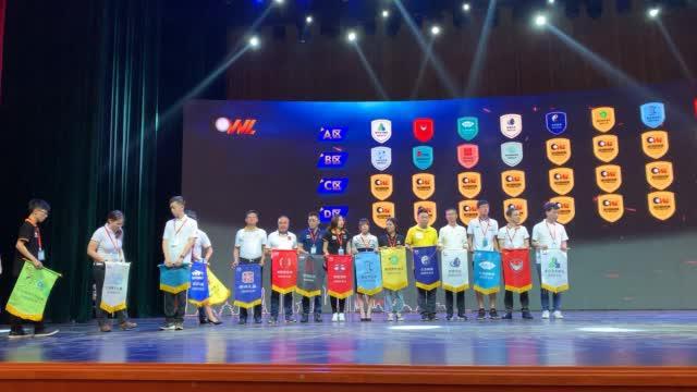 5月25日上午,城市围棋联赛2019赛季柳州揭幕战开幕式