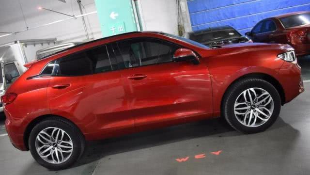 16.7万入手顶配VV5,开了两个月,车主说了用车感受!