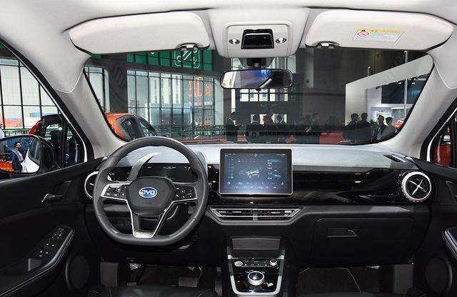 比亚迪s2 新车上海车展首秀,又不安分了小型SUV市场搞事