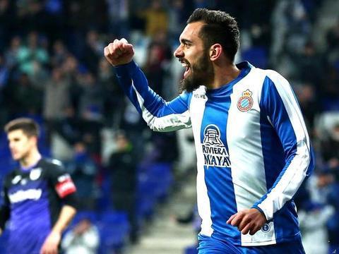 伊格莱西亚斯:西班牙人本赛季突破历史,从没想会被球迷抬出球场