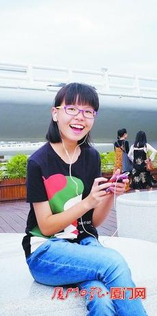 厦门16岁女孩入选南京大学本科科考队
