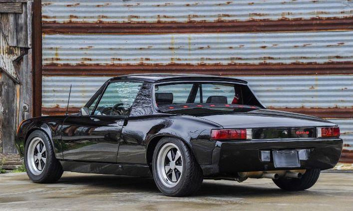 迈凯伦GT独特布局并非首创!中置发动机跑车盘点(上)