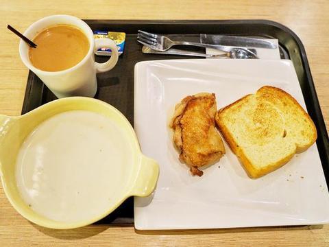 非常治愈!在风靡香港51年的老牌餐厅吃能量早餐