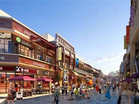 中国最尴尬的万达广场,投资280亿,人流少生意差,沦为空城!